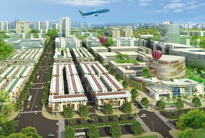 Thị trường nhà đất phía Nam sẽ hồi phục từ 2022