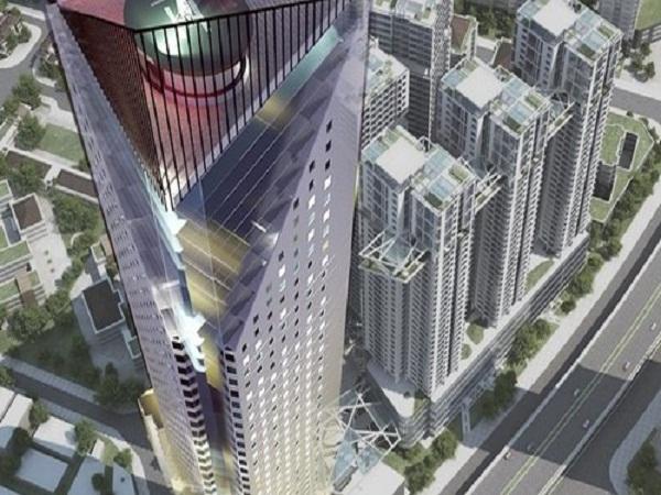 """Sắp ra mắt căn hộ mẫu dự án """"Tháp doanh nhân"""""""