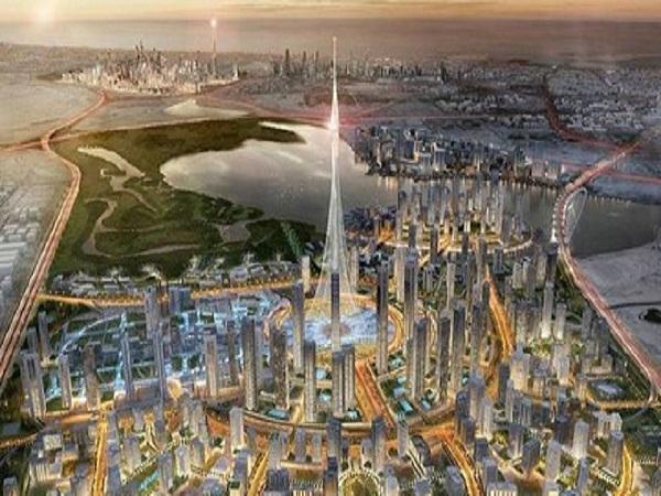 Dubai công bố dự án xây dựng toà nhà cao nhất thế giới