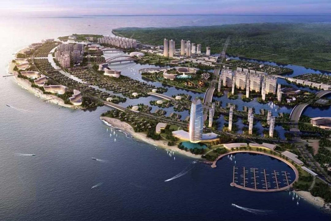 Cần Giờ - Thành phố biển trong tương lai