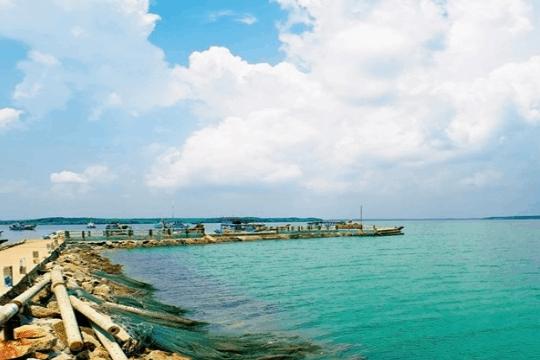 TP. Hồ Chí Minh hướng ra biển Cần Giờ