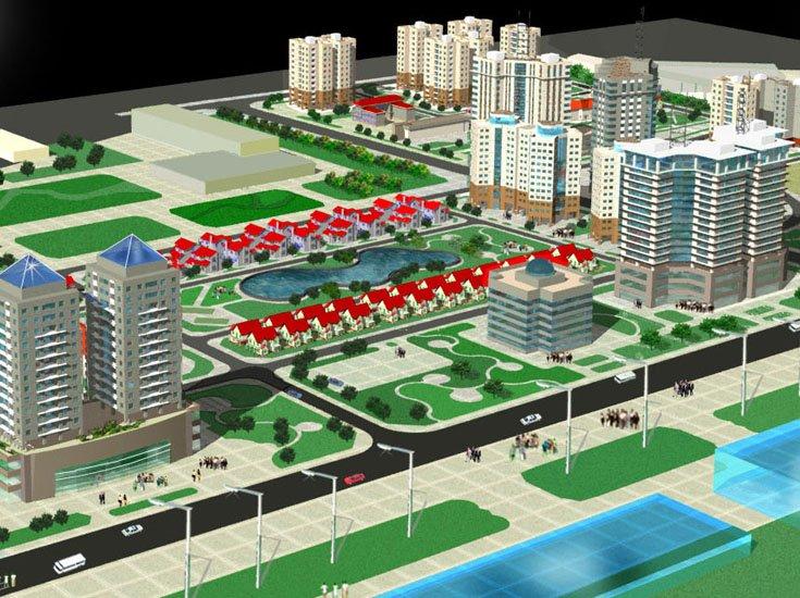 Dự án khu đô thị mới Cầu Bươu