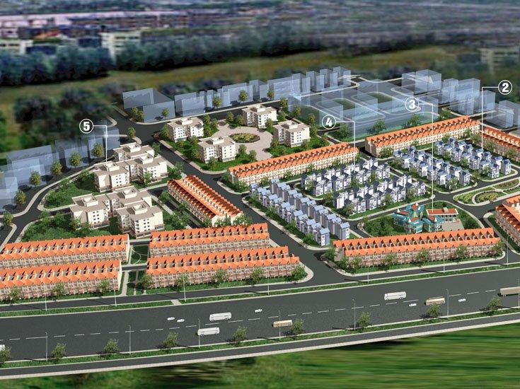 Khu đô thị mới Anh Dũng VI - Hải Phòng